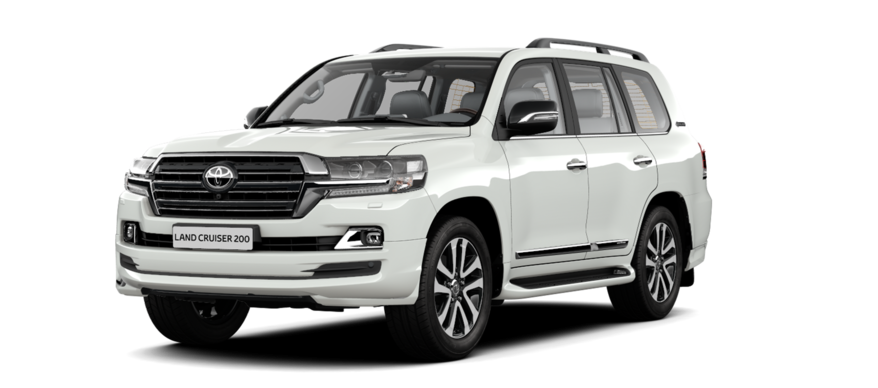 Land cruiser prado on rent in karachi